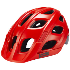 IXS Trail XC Bike Helmet red
